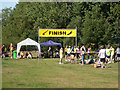 TQ1771 : Finish, The Stragglers 2012 River Relay by Robin Webster