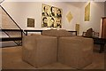 NJ4306 : Stone Armchairs by Anne Burgess