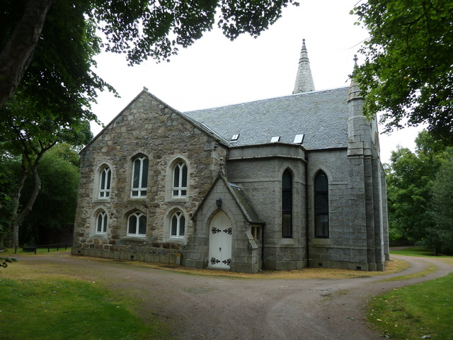 Former church, Braemar