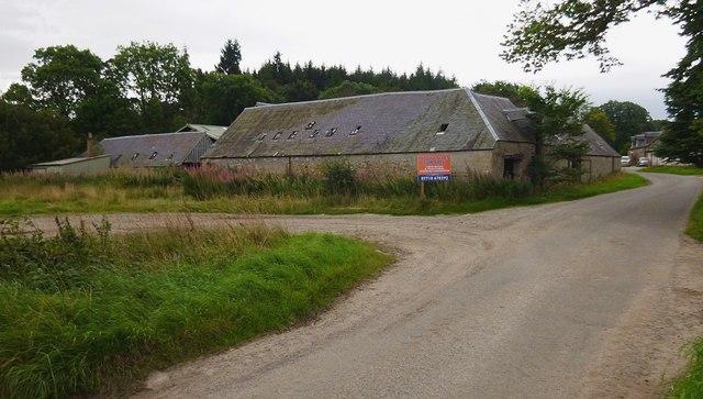 Bruiach Farm