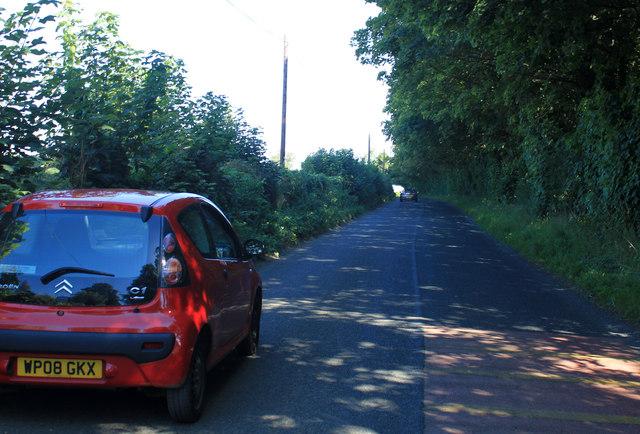2012 : Leaving Grittleton heading east