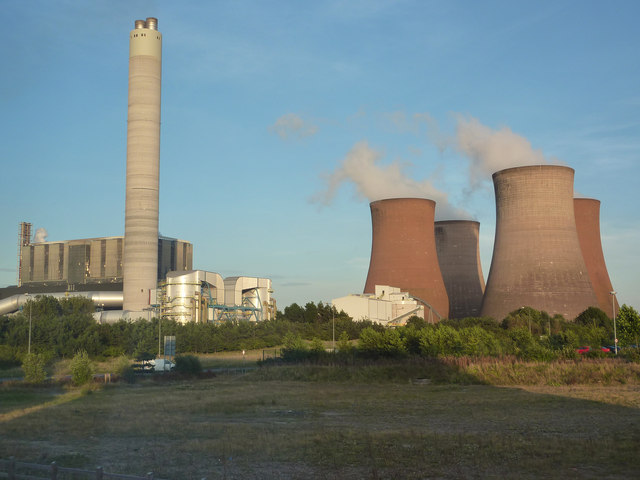 Rugeley Power Station
