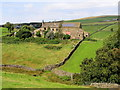 SD9837 : Old Snap from the Bronte Way by Chris Heaton