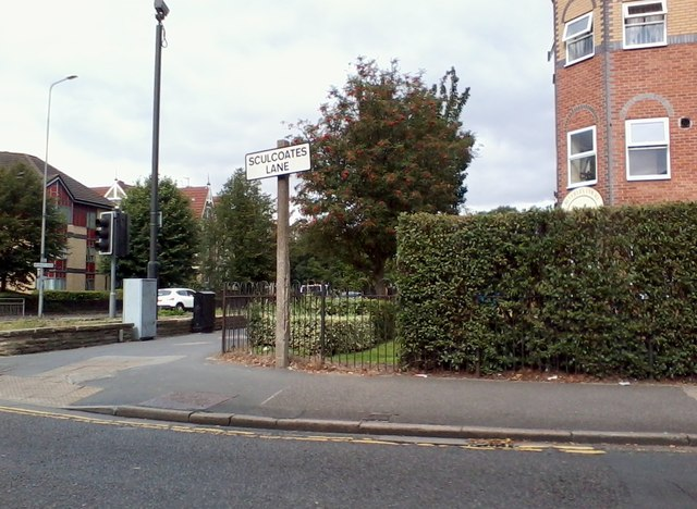 Sculcoates Lane, Hull