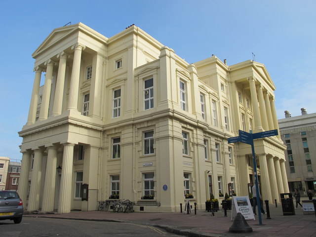 Brighton Town Hall, Batholomews / Bartholomew Square, BN1