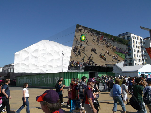 Fueling the Future, Olympic Park