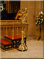 SD7209 : Lectern, St Peter's Parish Church by David Dixon
