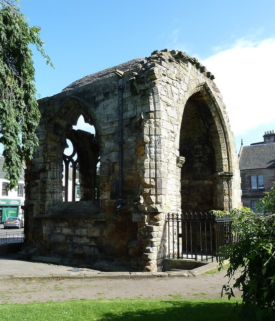 St Andrews - Blackfriar's Chapel