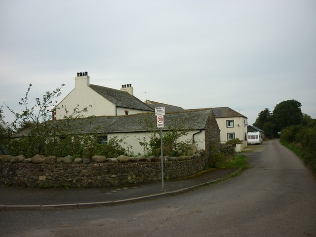 Buildings near Wath Farm
