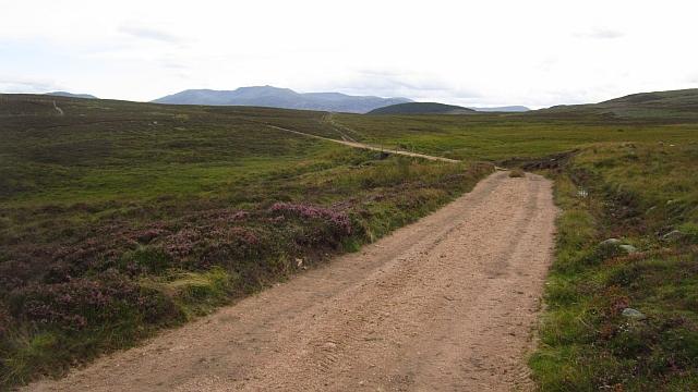 Track to Corndavon