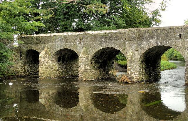 The Deerpark Bridge, Antrim (2)