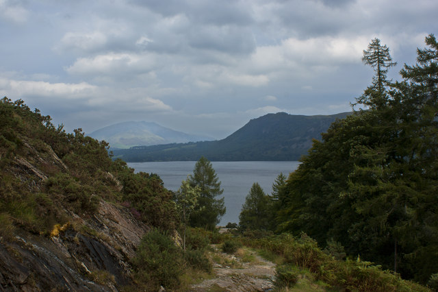 A path down to Derwent Water