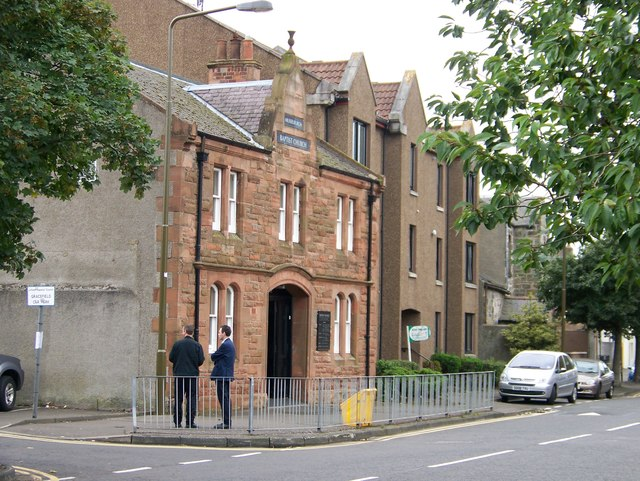 Musselburgh Baptist Church