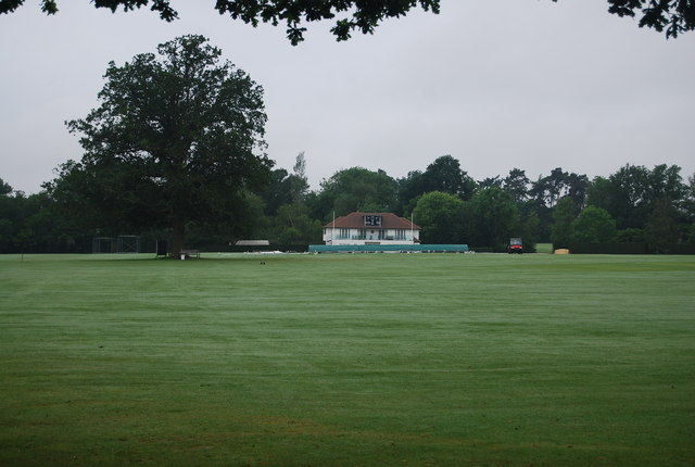 Cricket Pavilion, Cranleigh School