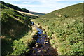 SK0172 : The River Goyt by Bill Boaden