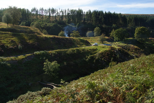 Goytsclough Quarry