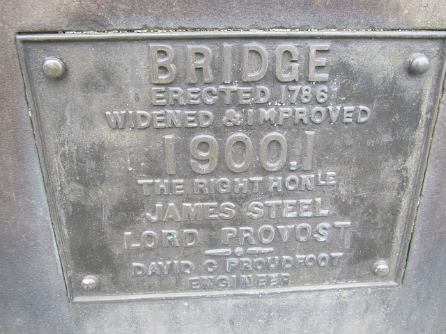 Plaque, Stock Brig