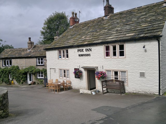 Fox Inn, Brook Bottom