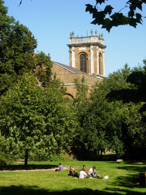 Church of St Mary Magdalene, Islington