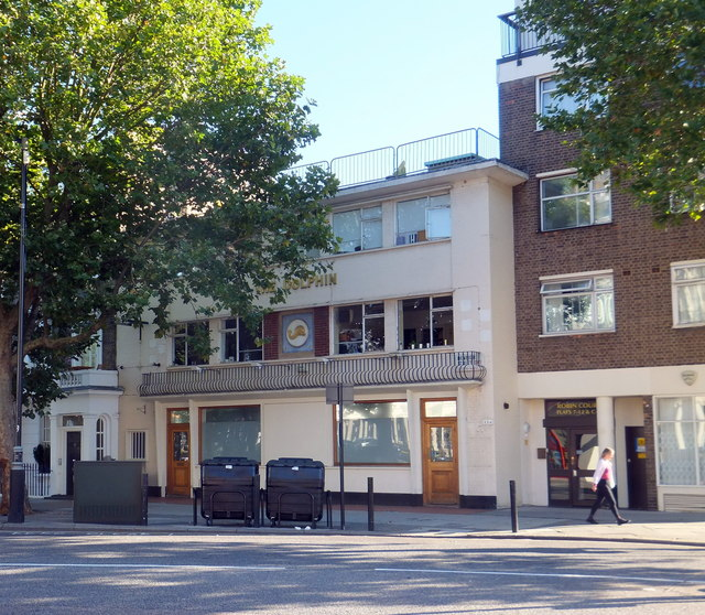 Former Public House: The Dolphin Pimlico