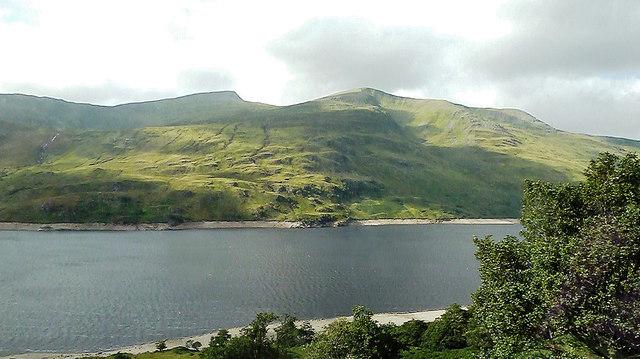 Loch Treig View
