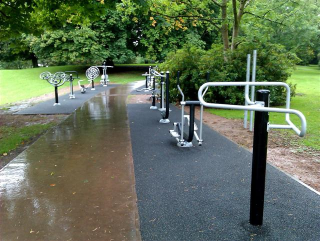Grange Fitness Trail, Omagh