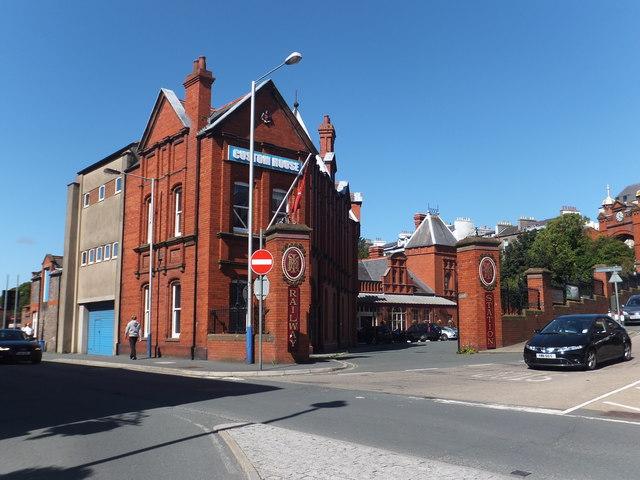 Douglas Railway Station