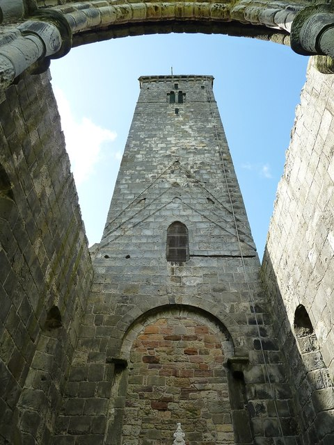 St Andrews Cathedral - St Rule's Tower