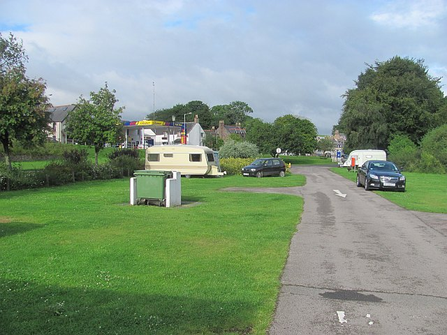 Turriff camp site