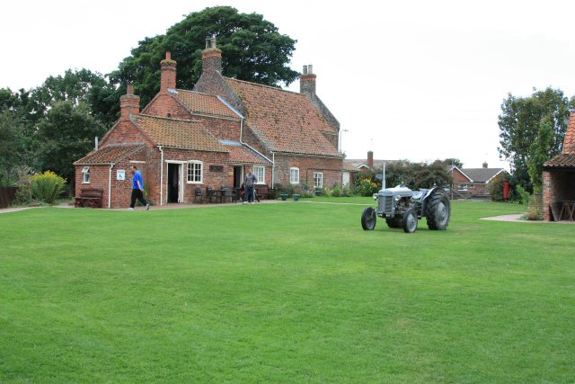 The Farmhouse, Church Farm, Skegness