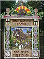 SK1274 : Well dressing, Wormhill  by Ruth Sharville