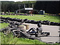 NJ5601 : Deeside Activity Park by Colin Smith