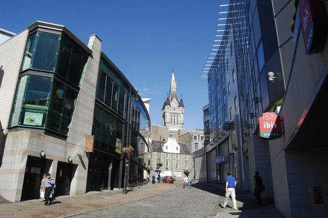 Shiprow, Aberdeen