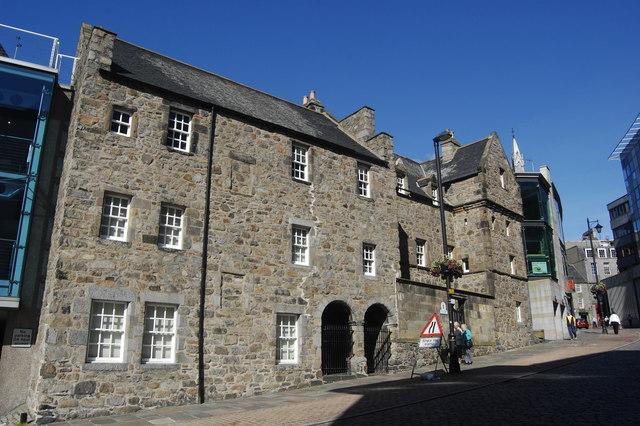 Provost Ross' House, Shiprow, Aberdeen