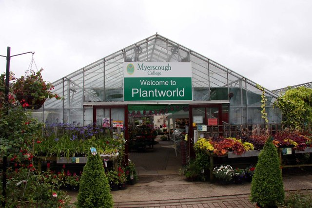 Plant World at Myerscough College