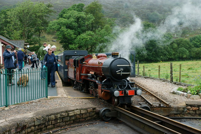 River Mite at Dalegarth Station