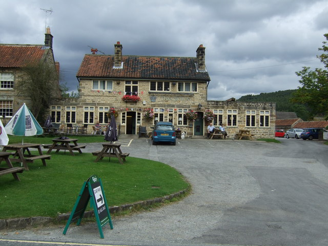The Crown, Hutton-le-Hole