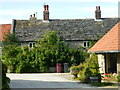 SK5478 : Steetley Farm Cottages by Rob Howl