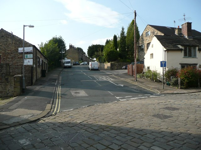 View Road, Bingley