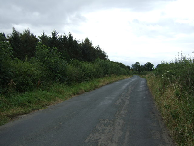 Kirkby Lane heading south