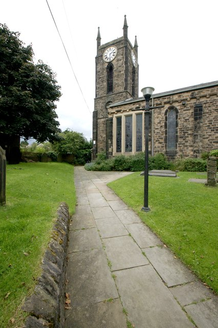 The Church of St Thomas, Crookes