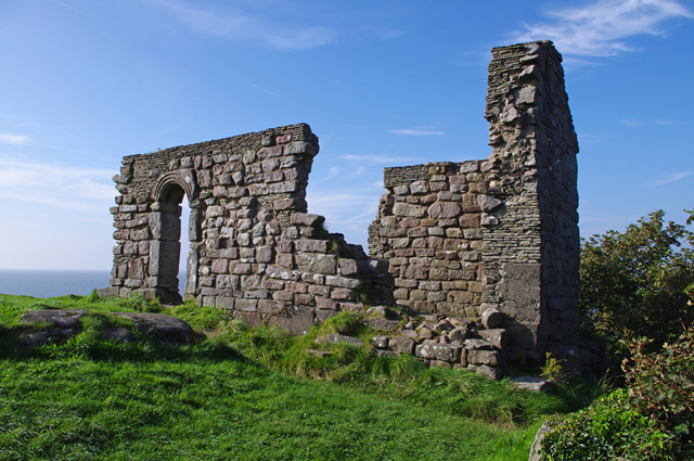 St. Patrick's Chapel, Heysham Head