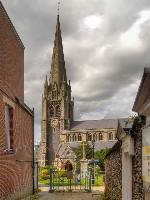 Dorking, St Martin's Church