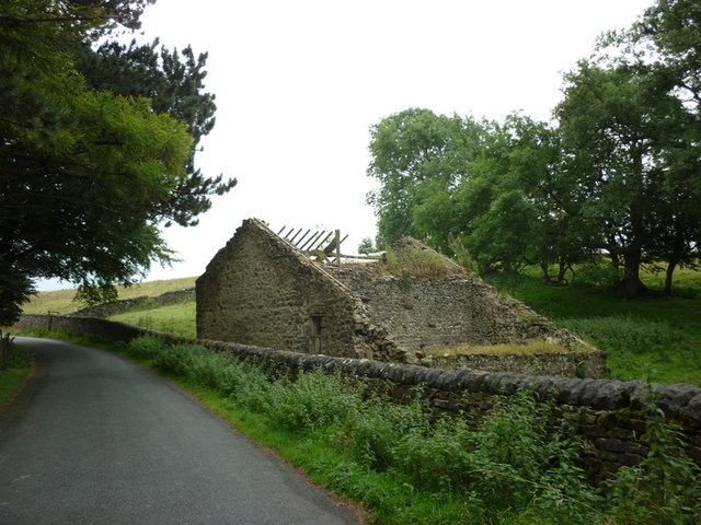 Allamire Laithe on Carseylands Hill (road)