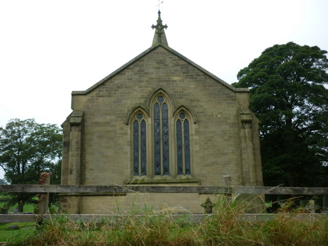 The Parish Church of St Peter, Coniston Cold