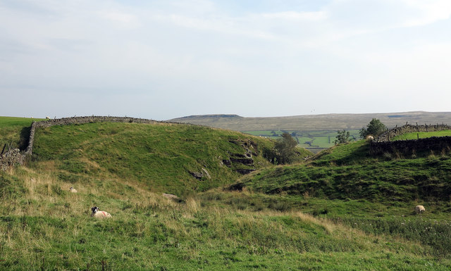 Valley of Hill Gill