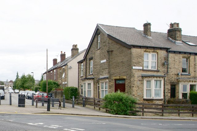 Pickmere Road, Crookes - panorama #2 of 2