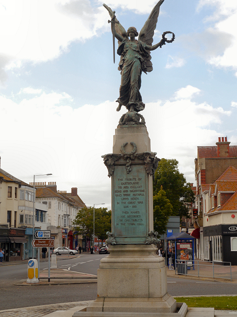 War Memorial, Devonshire Place, Eastbourne