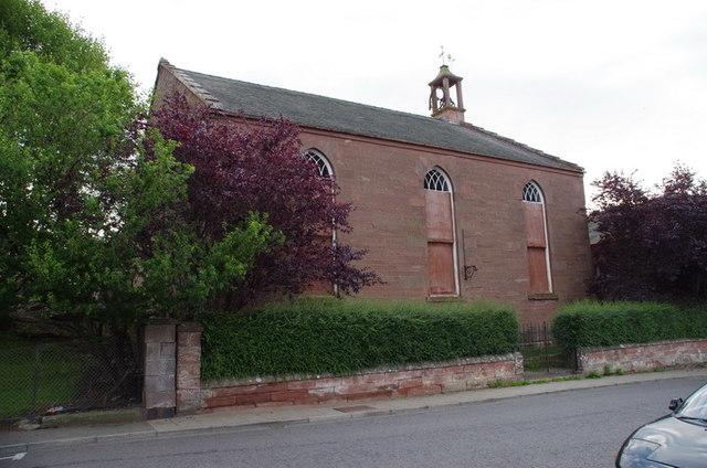 Disused church, Alyth