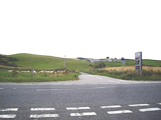 Gowanhill junction off A98